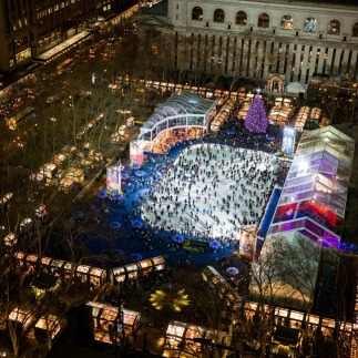 Bank of America Winter Village at Bryant Park - Photo by Angelito Jusay (1)