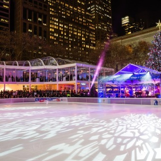 Bank of America Winter Village at Bryant Park - Photo by Angelito Jusay (2)