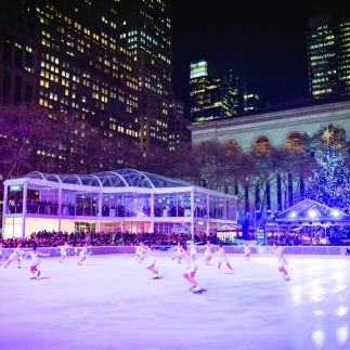 Bank of America Winter Village at Bryant Park - Photo by Angelito Jusay (4)